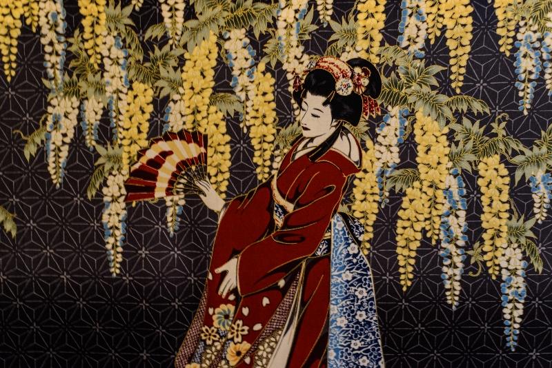 Silk Geisha